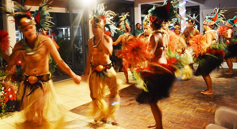 danse rarotonga