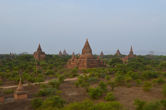 vue-temple-bagan walkannick