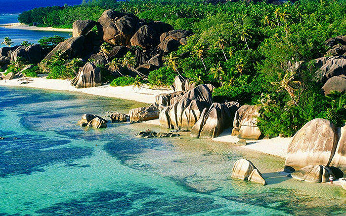 Seychelles paysage